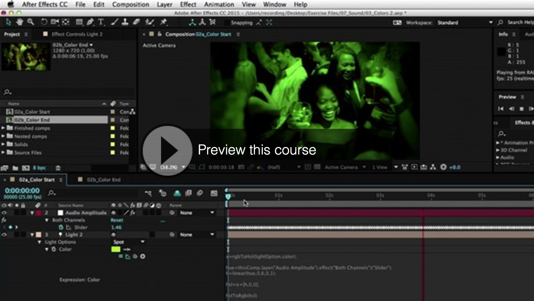 After Effects expressions for premiere pro editors