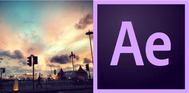 After Effects training in Brighton