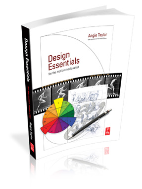 Design Essentials for the motion media artist - motion graphic design