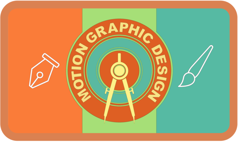 Motion graphic design training