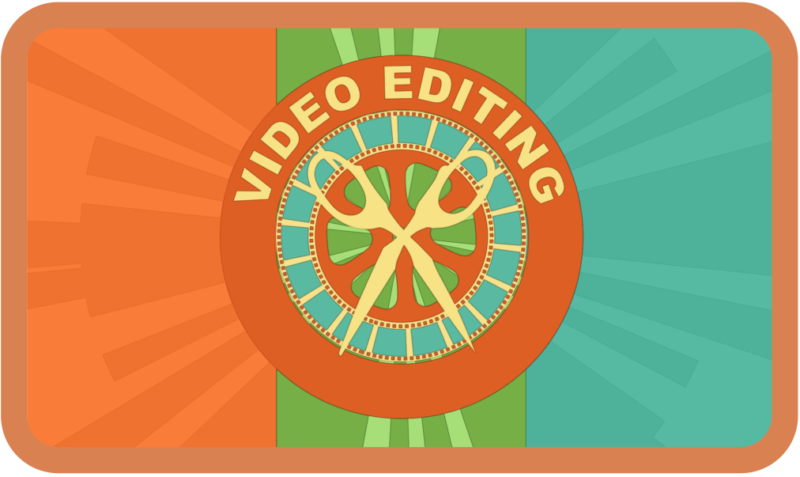 Video editing training